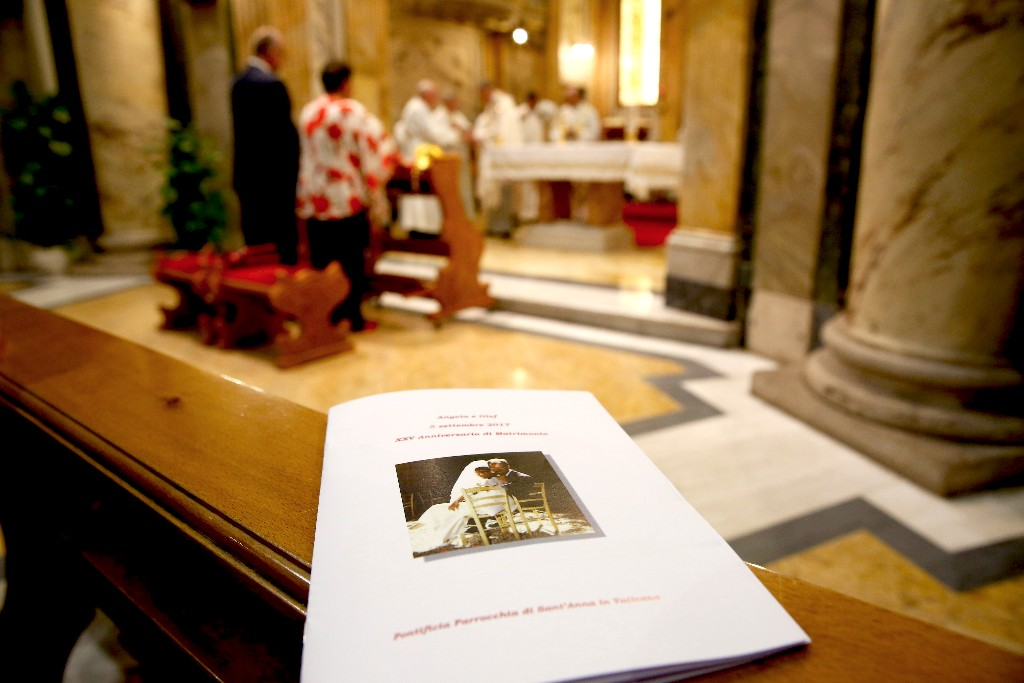 Anniversario Di Matrimonio Preghiera.Notizie Informazioni E Aggiornamenti Dalla Parrocchia E Dalla